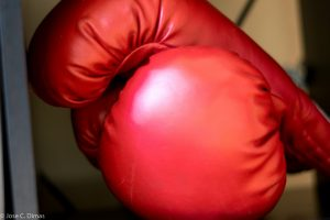 boxing gloves Parkinson's disease