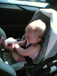 forgotten baby syndrome